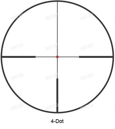(10367) Прицел Kahles CSX 3-12x56 L - с прицельной маркой 1/2 4-Dot (с подсветкой) и системой MULTIZERO®