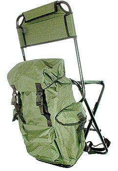 Рюкзак biltema со стулом велобагажники под рюкзак штаны