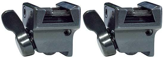 5252-4000 Рычажные быстросъемные элементы MAK с верхней частью под шину LM (`ласточкин хвост`)