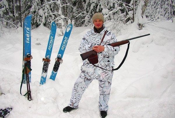 Костюмы Маскировочные Для Охоты Зимой
