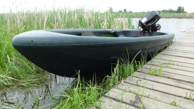 самодельные лодки из полиэтилена низкого давления