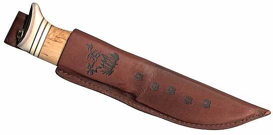 Лапландский нож-скиннер для снятия шкуры.  2 520.